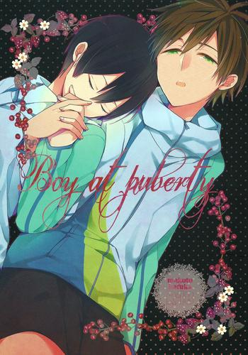 boy at puberty cover